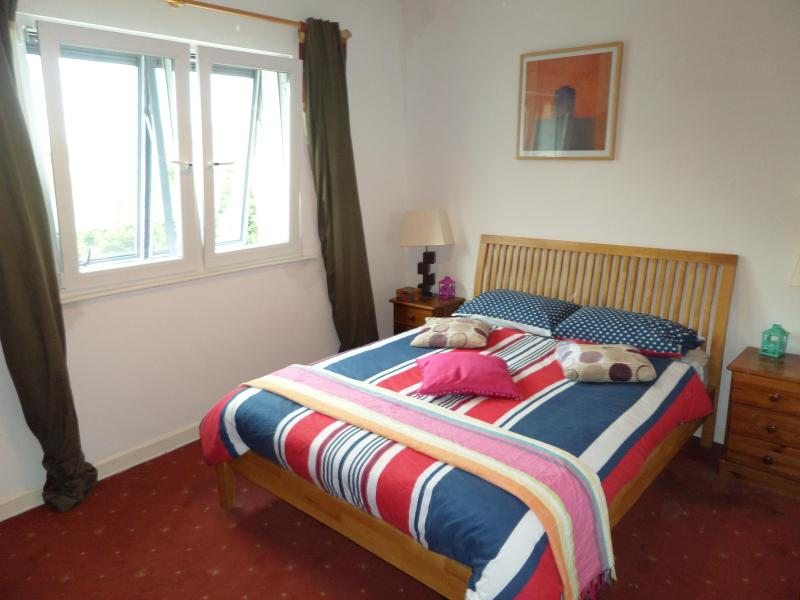 King size bedroom - A great stay in Dublin city centre - Dublin - rentals