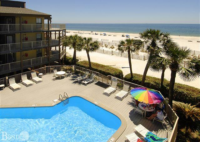 Balcony View - Beachy Condo with Awesome Beachview~Bender Vacation Rentals - Gulf Shores - rentals