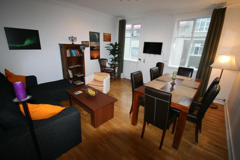 cosy and  spacious apartment in downtown reykjavik - Image 1 - Reykjavik - rentals