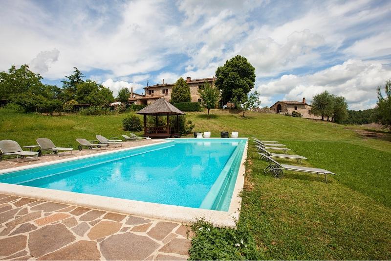 1600's charm with modern amenities and a wonderful pool - Aiolina San Cristoforo - Vagliagli - rentals