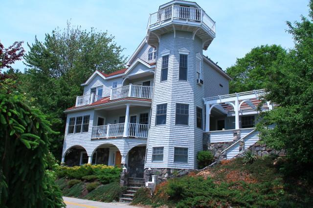 Lighthouse Home on Chauncey Creek - 'Waterfront' Lighthouse Home Estate on Chauncey Creek w/ Private Dock'Waterfront' - Kittery Point - rentals