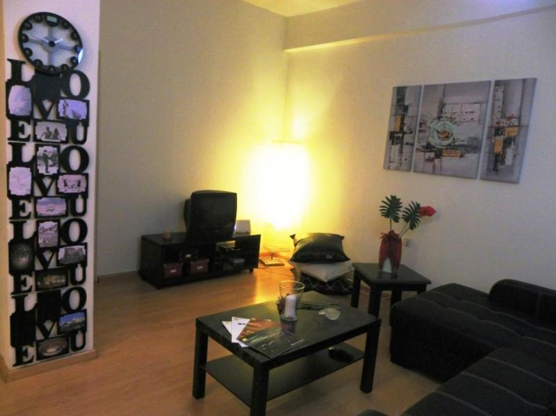 LIVING ROOM - Renovated Ap. Center Piraeus - Piraeus - rentals