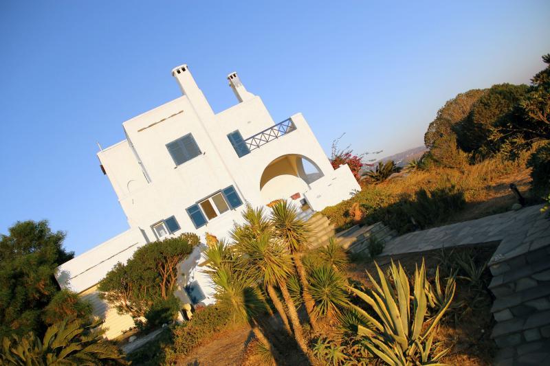KIRIAKI, a Refined Aegean villa in Andros - Image 1 - Andros - rentals