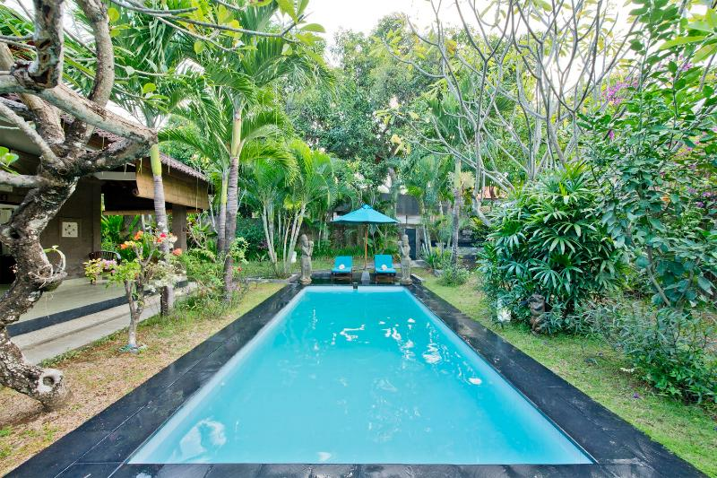 Pool View - Gardenia- spacious 2 BR Villa in central Seminyak. - Seminyak - rentals