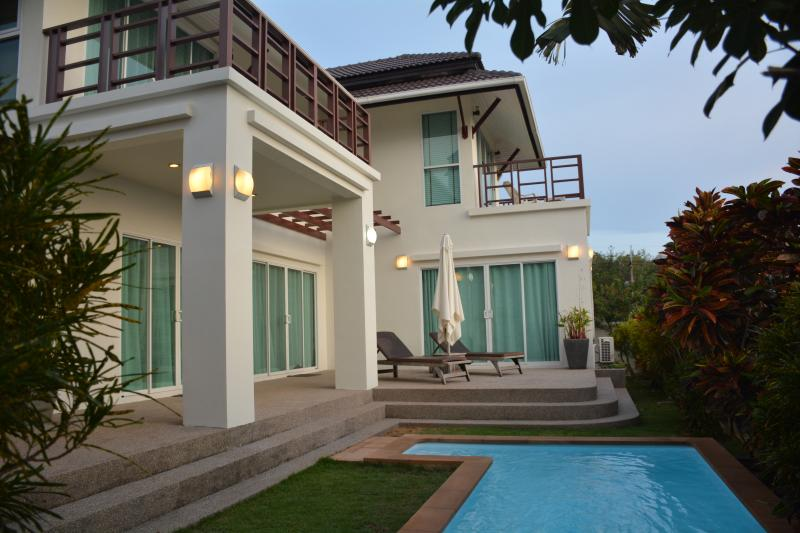 Special offer!!! Luxurious Pool Villa - Seaview - Image 1 - Ko Lanta - rentals