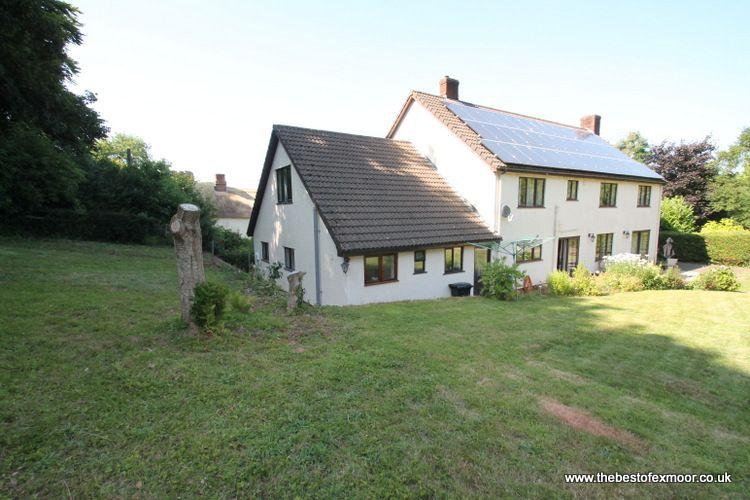 Bridlecott, Monksilver - Sleeps 4 - Exmoor National Park - Image 1 - Monksilver - rentals