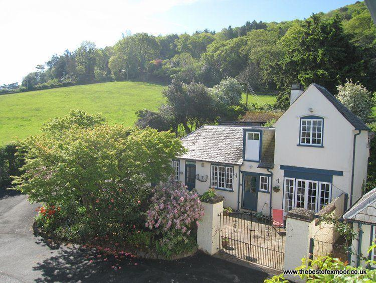 Coachmans Cottage, West Porlock - Sleeps 2 - Exmoor National Park - Sea views - Image 1 - Porlock Weir - rentals