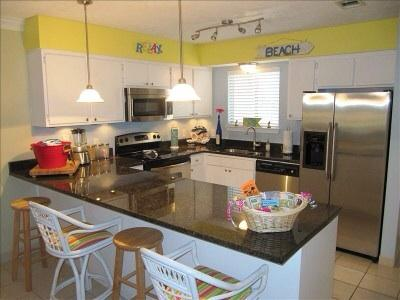 Town home with golf cart!! Summer/fall specials!!! - Image 1 - Panama City Beach - rentals