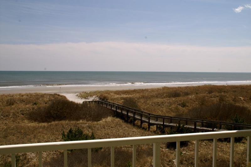 The ocean view - Right On The Ocean - Brigantine - rentals