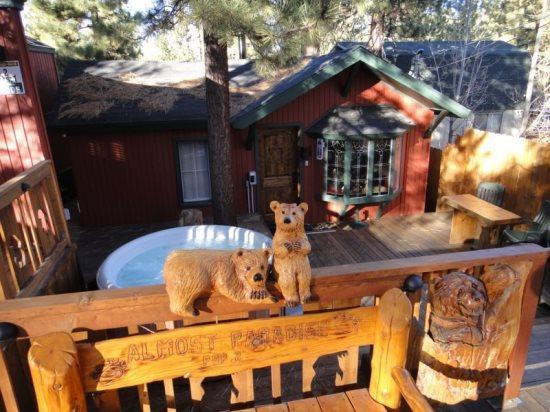 Almost Paradise - Almost Paradise: The PERFECT Romantic Getaway! - Big Bear Lake - rentals