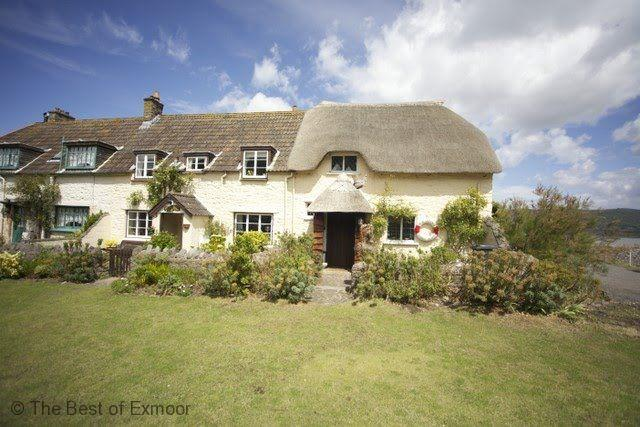 Quay Cottage, Porlock Weir - Sleeps 5 - Exmoor National Park Sea View - Image 1 - Porlock Weir - rentals
