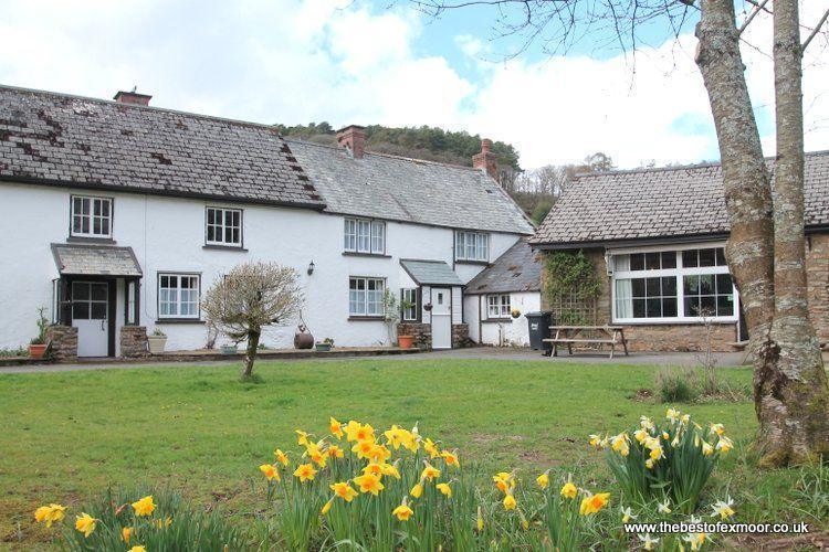 Riverside Cottage, Malmsmead - Sleeps 4 - Exmoor National Park - The famous Doone Valley - Image 1 - Exmoor National Park - rentals