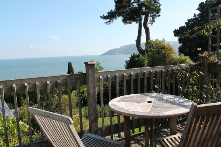 The Coach House, Porlock Weir - Sleeps 2 - Exmoor National Park - Sea View - Image 1 - Porlock Weir - rentals