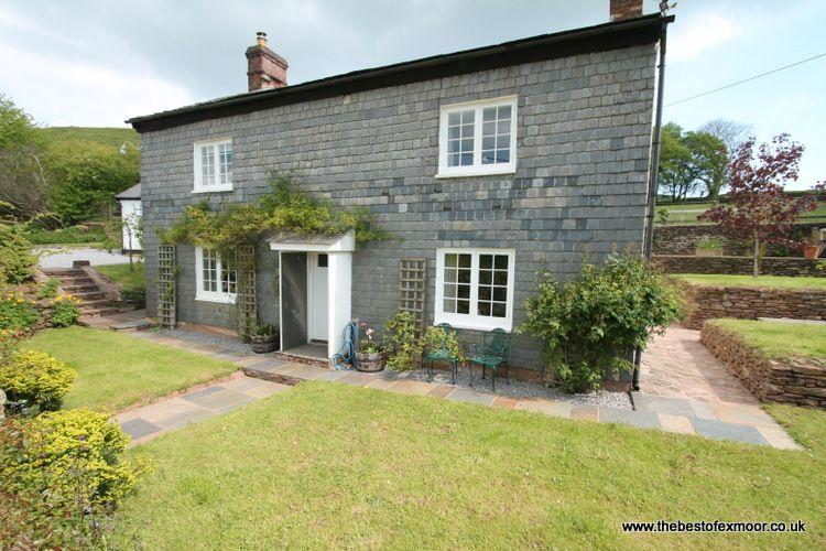 The New House, Luxborough - Large house in beautiful Exmoor National Park - Sleeps up to 6 - Image 1 - Exmoor National Park - rentals