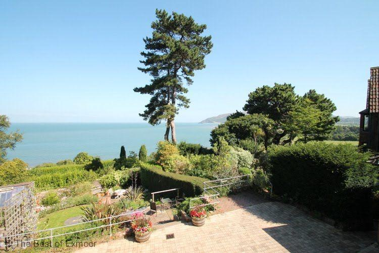 The Stable Block, Porlock Weir - Sleeps 2 - Exmoor National Park - Sea View - Image 1 - Porlock Weir - rentals