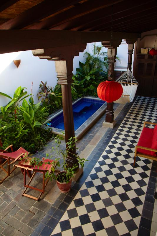 Tropical Garden & Pool - Colonial Charm, Volcano Views, Location & Pool! - Granada - rentals