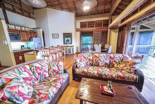 Welcome Home! - Privacy with Incredible Views - Sleeps 6 - Roatan - rentals
