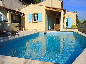 3 bedroom Villa in Mandelieu, Cote D Azur, France : ref 2126540 - Image 1 - Mandelieu La Napoule - rentals