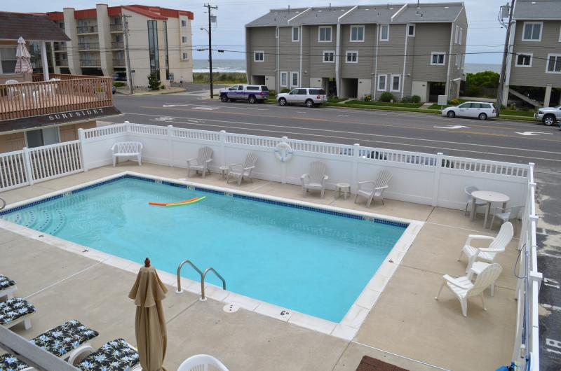 Beach View Beauty's Pool - Beach View Beauty w/Pool - Brigantine - rentals