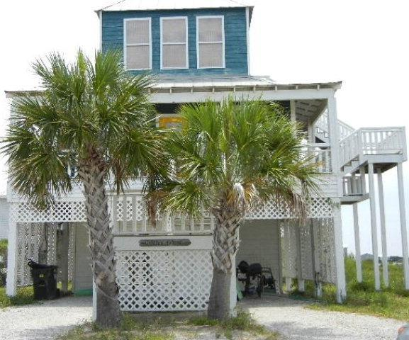 Front View - Beachhouse on Gulf Coast!! April 1-4 now open!! - Gasque - rentals