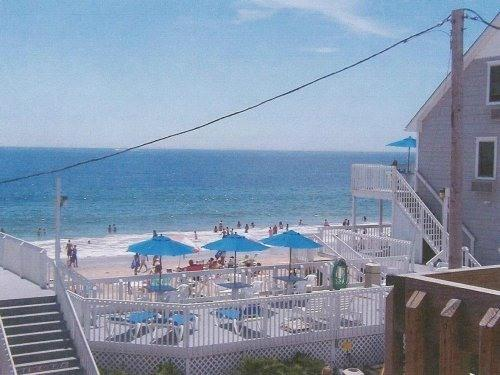 Misquamicut Beach New Oceanfront Condo for Rent - Image 1 - Misquamicut - rentals