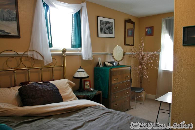 The Oh SO! Comphy Brass Bed - Sea Wolf Inn, Downtown Kool & Quiet - Anchorage - rentals