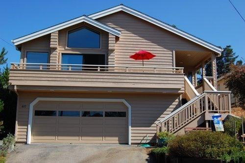 Home Front - Ocean Views*- EVENSONG - Cambria Home - 2 Story* - Cambria - rentals