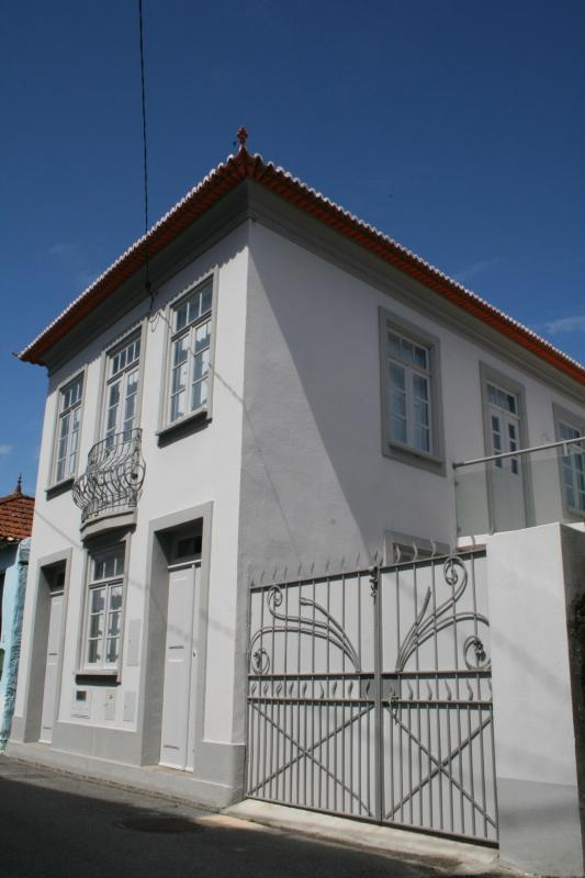 Facade - House in Murtosa near Ria de Aveiro near of the be - Murtosa - rentals