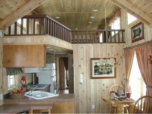 Country Cabin Interior - Country Setting - Comfy Cabin. - Kearney - rentals