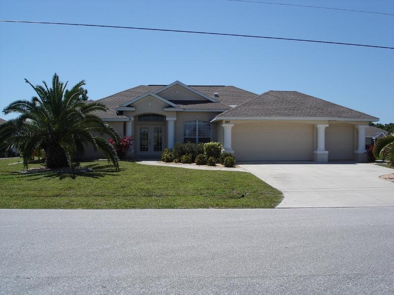 Frontview - LUXURY GOLF VILLA ON THE GULF COAST - Rotonda West - rentals