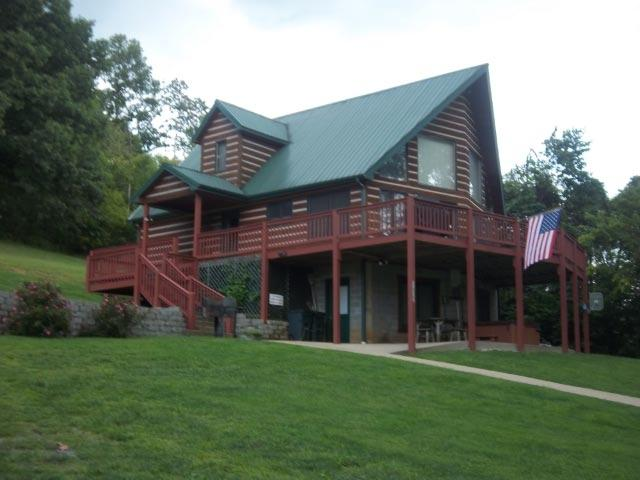 Papa Bears River Cabin. Outdoor Adventure or Pure Relaxation ! - PaPa Bear's River Cabin - Luray - rentals