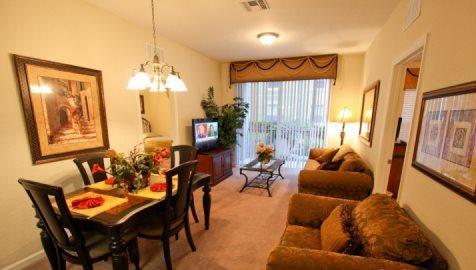 3 Bedroom 2 Bath Condo with Lake View In Vista Cay. 4024BD-106 - Image 1 - Orlando - rentals