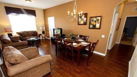 Professionally Furnished 3 Bedroom 2 Bathroom Penthouse Condo. 4126BD-409 - Image 1 - Orlando - rentals