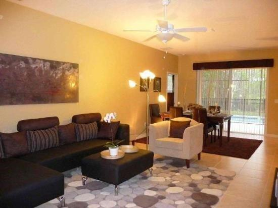 4 Bedroom 3 Bath Pool Home In Gated Crystal Cove Resort. 4704BDS - Image 1 - Orlando - rentals