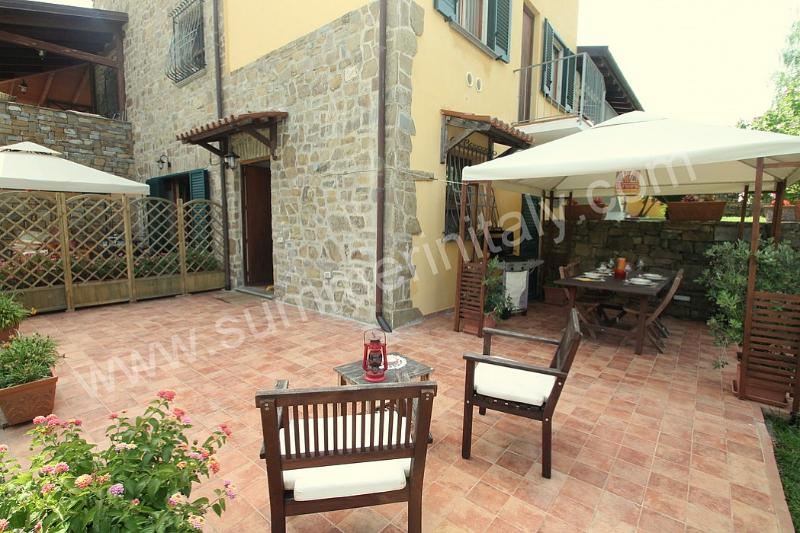 Casa Turchino B - Image 1 - Santa Maria di Castellabate - rentals