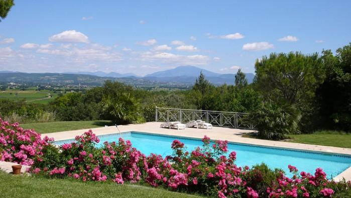 4 bedroom Villa in Rochegude, Provence, France : ref 2017990 - Image 1 - Rochegude - rentals