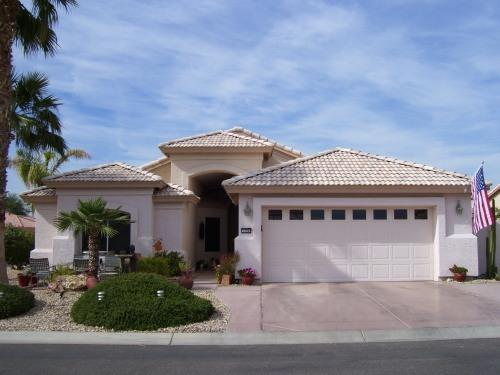 Front of House - Gorgeous Home in Gated Community - Goodyear - rentals