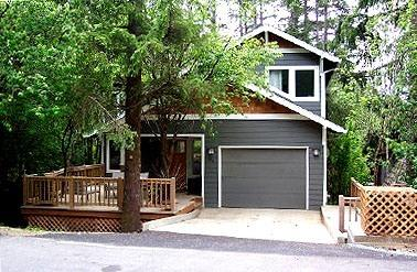 Front View - Beautiful Craftsman Home 1 Block to Beach - Manzanita - rentals