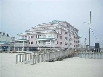 Exterior - BEACH FRONT LUXURY CONDO - AWESOME VIEW - Wildwood Crest - rentals