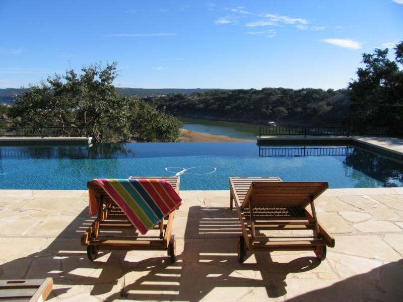 Luxury Waterfront Estate w/Pool, Game Room & More! - Image 1 - Spicewood - rentals