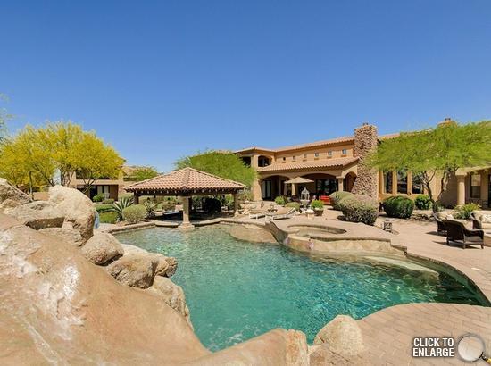 Mansion Rental N.Scottsdale Cave Creek Super Bowl - Image 1 - Cave Creek - rentals