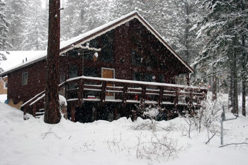 Ponderosa Pines Chalet - Leavenworth Pet Friendly Cabin Rental - Leavenworth - rentals
