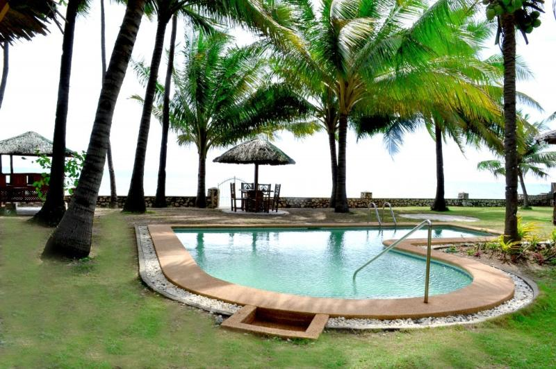 Steffie\\\\\\\'s Beach Resort-1 before without ballusters - BEAUTIFUL BEACH RESORT FOR $32/Nght per room - Cebu - rentals