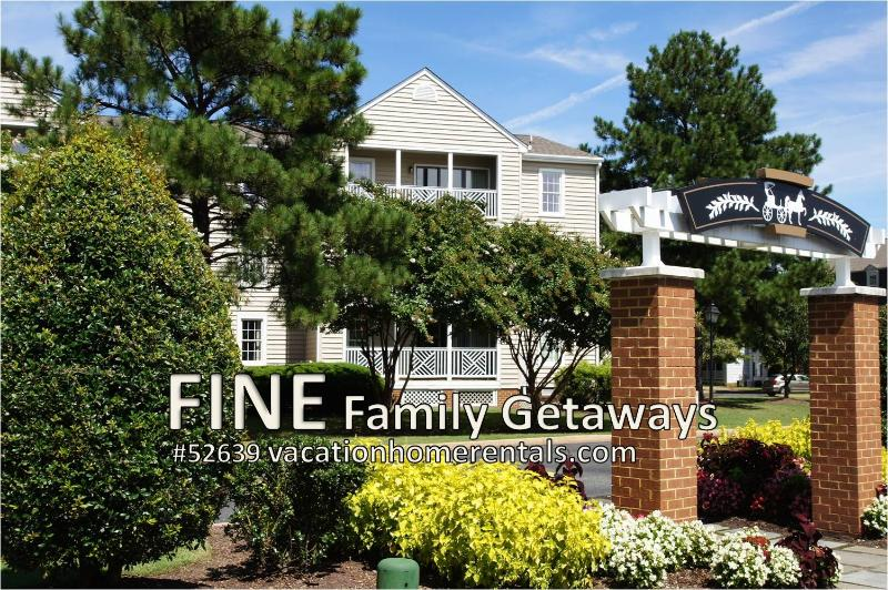 Our Condominium at Kingsgate - Williamsburg Condo - 5 Star Luxury - See  Reviews! - Williamsburg - rentals
