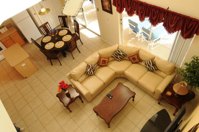 Luxury, 5 Star Villa,South Facing Pool, Game etc. - Image 1 - Kissimmee - rentals