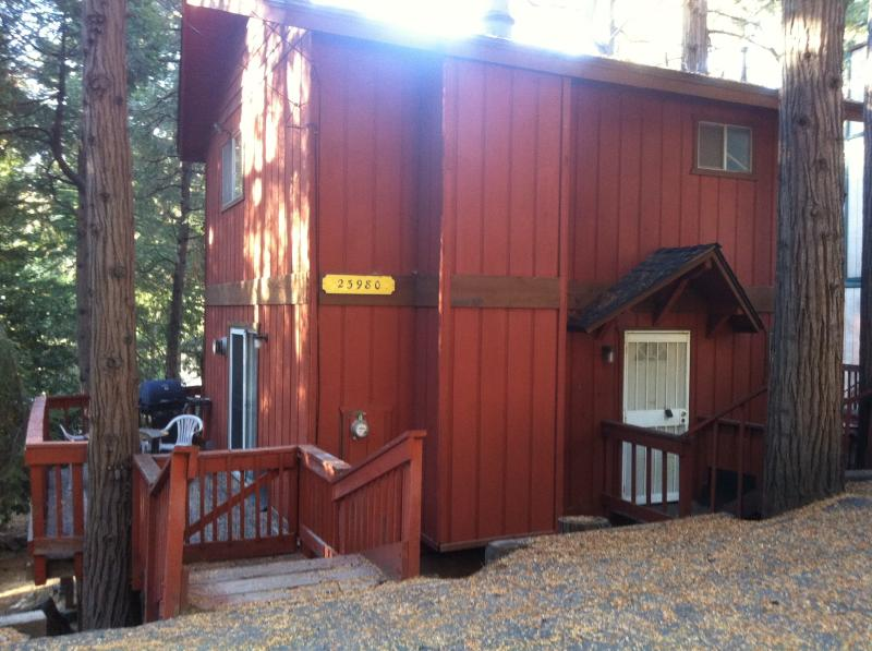 Cute cabin nestled in the pines. - Image 1 - Crestline - rentals