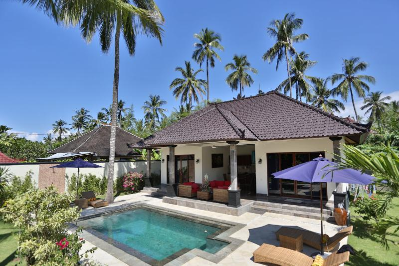"Two-Bedroom Villa with Private Pool - Villa Barong ""Small Barong"" - Candidasa - rentals"