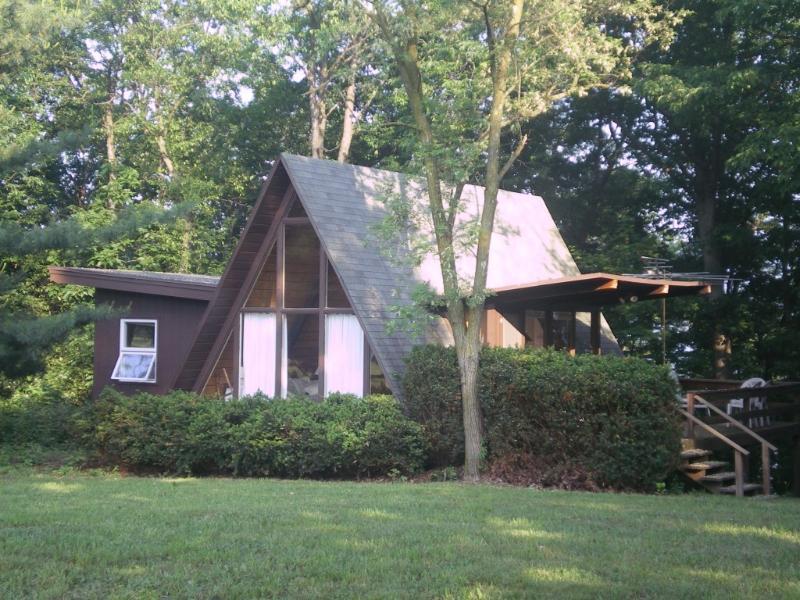 Cabin at Beautiful Lake Raystown - Image 1 - Huntingdon - rentals
