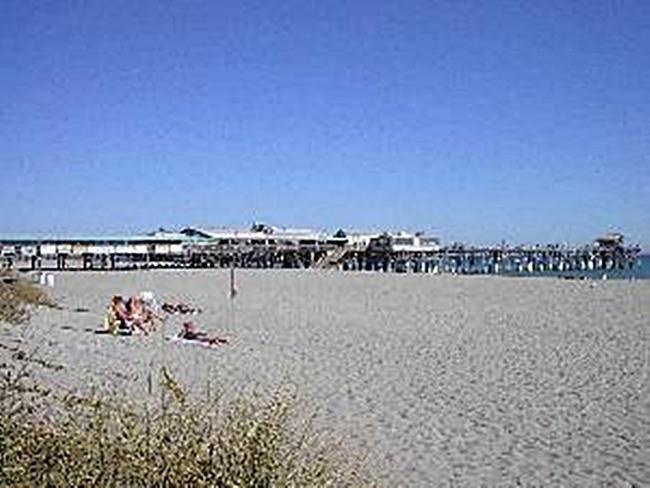 Beautiful 2 Bedroom Oceanfront Condo - Image 1 - Cocoa Beach - rentals
