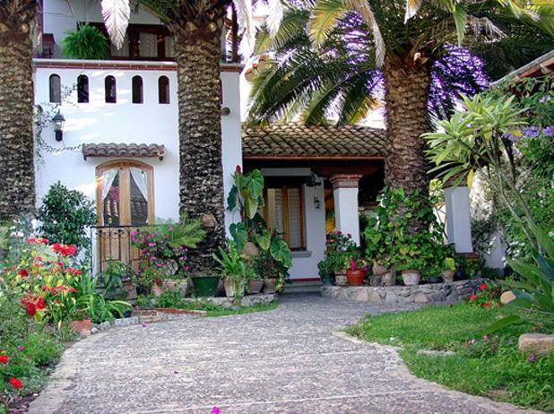 Encanto Jalatlaco Entrance - Encanto Jalatlaco - Oaxaca - rentals